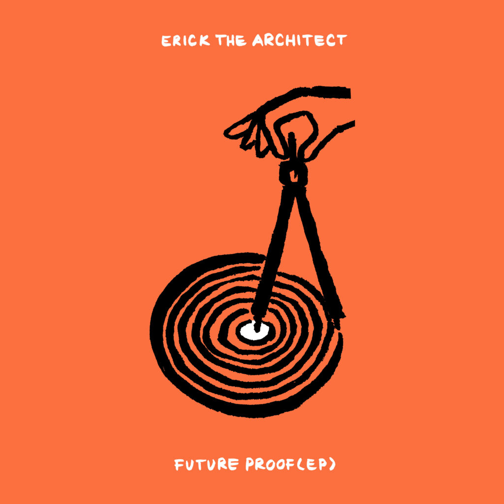 EP Review: Erick The Architect – Future Proof