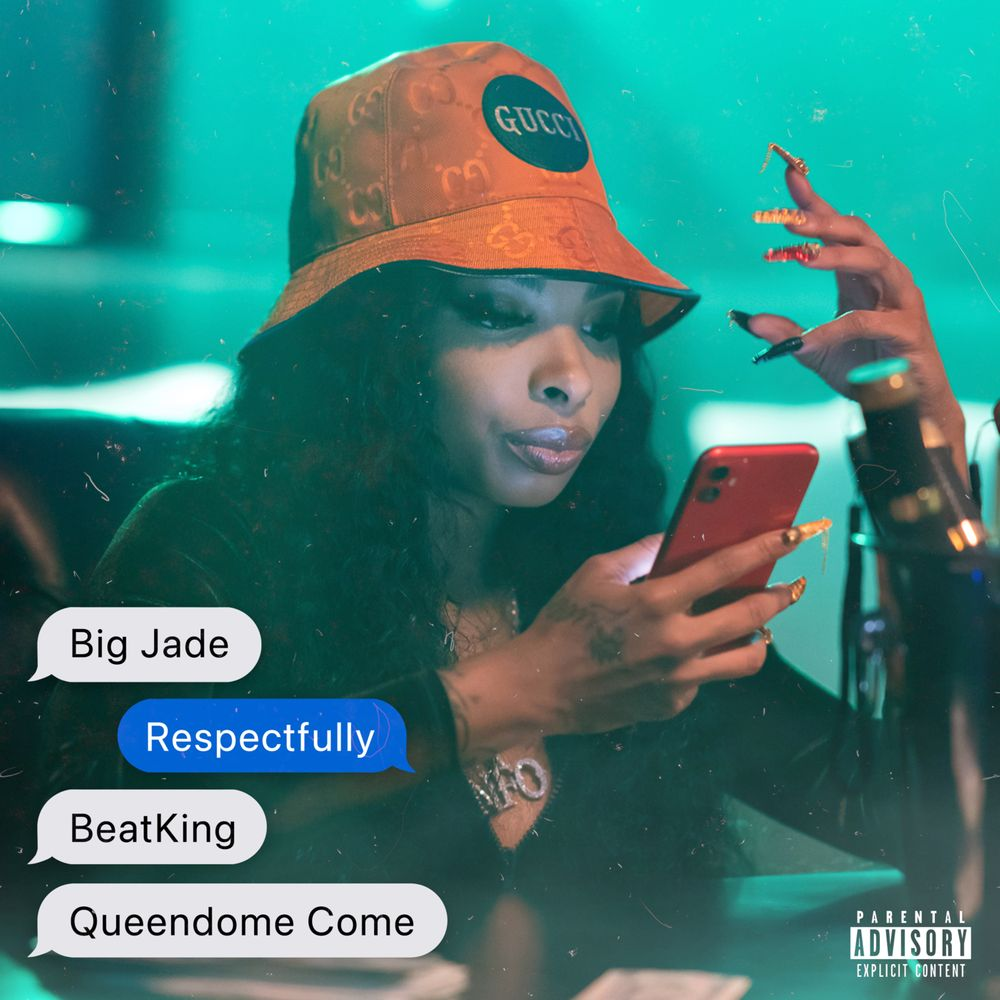 """Rising Texas Rapper Big Jade Shares a Thunderous New Freestyle """"Before The Deal"""""""