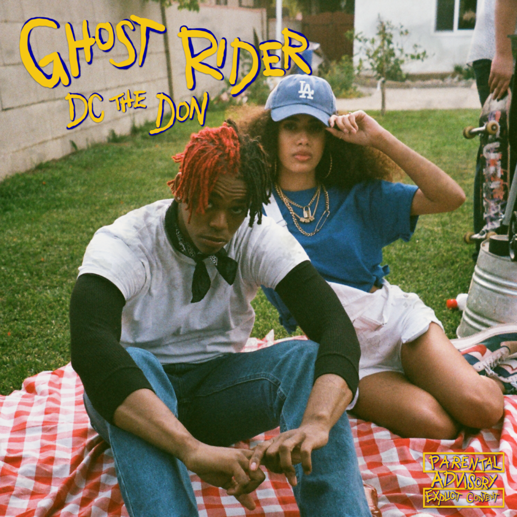 """DC The Don Unveils Exhilarating New Video """"Ghost Rider"""""""