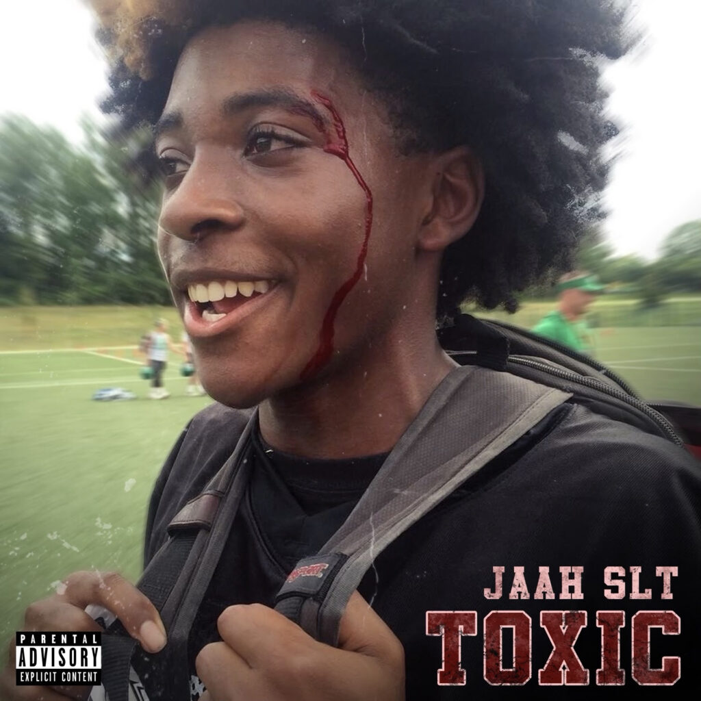 """Alamo Records' Jaah SLT Gets It Jumpin In New Video """"Toxic"""""""