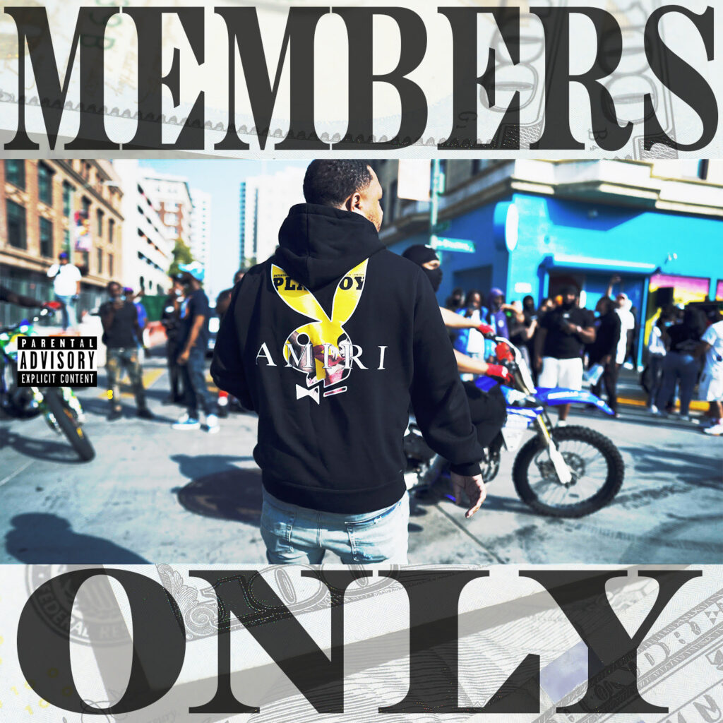 """Oakland's Offset Jim Drops New Video """"Members Only"""""""