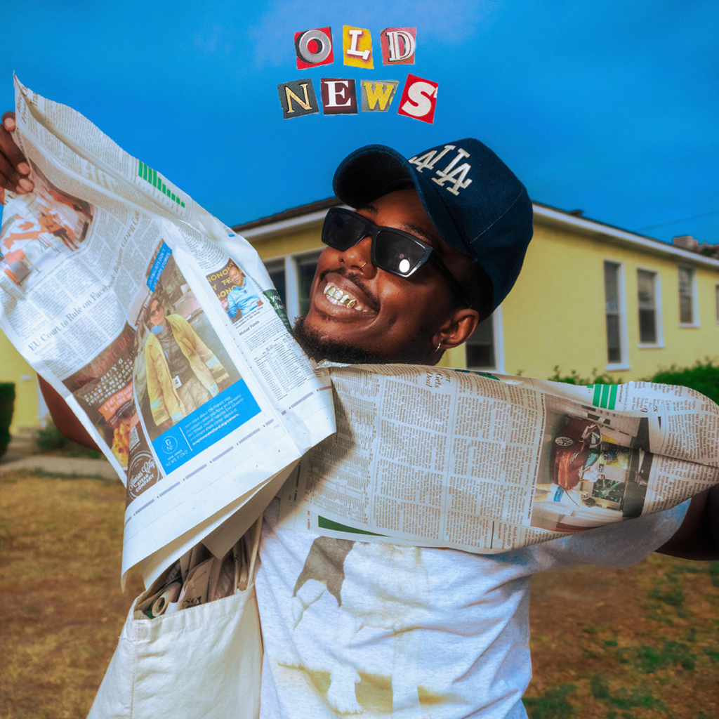 """My Favorite Color Shares the Video for His Soulful & Incisive """"Old News"""""""